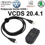 2020 VCDS VAG-COM HEX-V2 20.4.1 HEX-CAN OBD II VIS