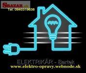 Bratislava - elektrikári nonstop