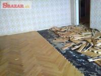 Vypratávanie Zvolen likvidácia nábytku demontá