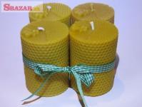 Sviečky z včelieho vosku - ADVENT