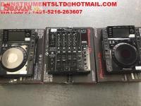 DJ Set 2x Pioneer CDJ-2000NXS2 & 1x DJM-900NXS2