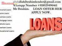 DO YOU NEED LOAN APPLY NOW