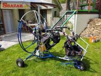 Paragliding krosna / trojkolka / tandém = 3 v 1