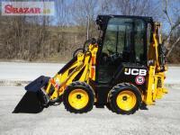 2016 JCB 1CX-cH-Fc, Mini rýpadlo-nakladač,