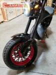 3000 Watts Harley Citycoco Electric scooter fat ty