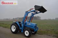 Ise.ki TA2c75cD, 4x4,  traktor 2015
