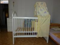 Luxusná detská postieľka
