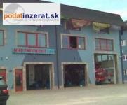Pneuservis-servis,priemyselná zóna,Žilina