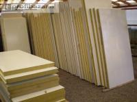 Sendvičové izolační panely stěnové, nové