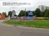 Levné parkování v Praze 200m od metra
