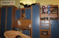 skriňová zostava do detskej izby