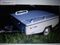 Predám prívesný vozík SKIF M1