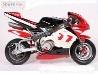 Minibike , 49 ccm, dětská benzínová motorka