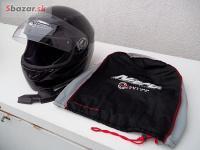 Motorkářská moto helma přilba odklápěcí NIT