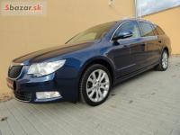Škoda Superb 2.0TDI EXCLUSIV CHROM PAC. XENONY-DP