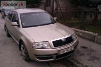 Škoda Superb 1,9 TDI