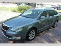 2010 Skoda Superb 2,0TDI-125KW-NAVI-PANOR-4x4TOP