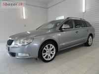 Škoda Superb 2.0 TDI LUX SUPER - DPH rv 2011